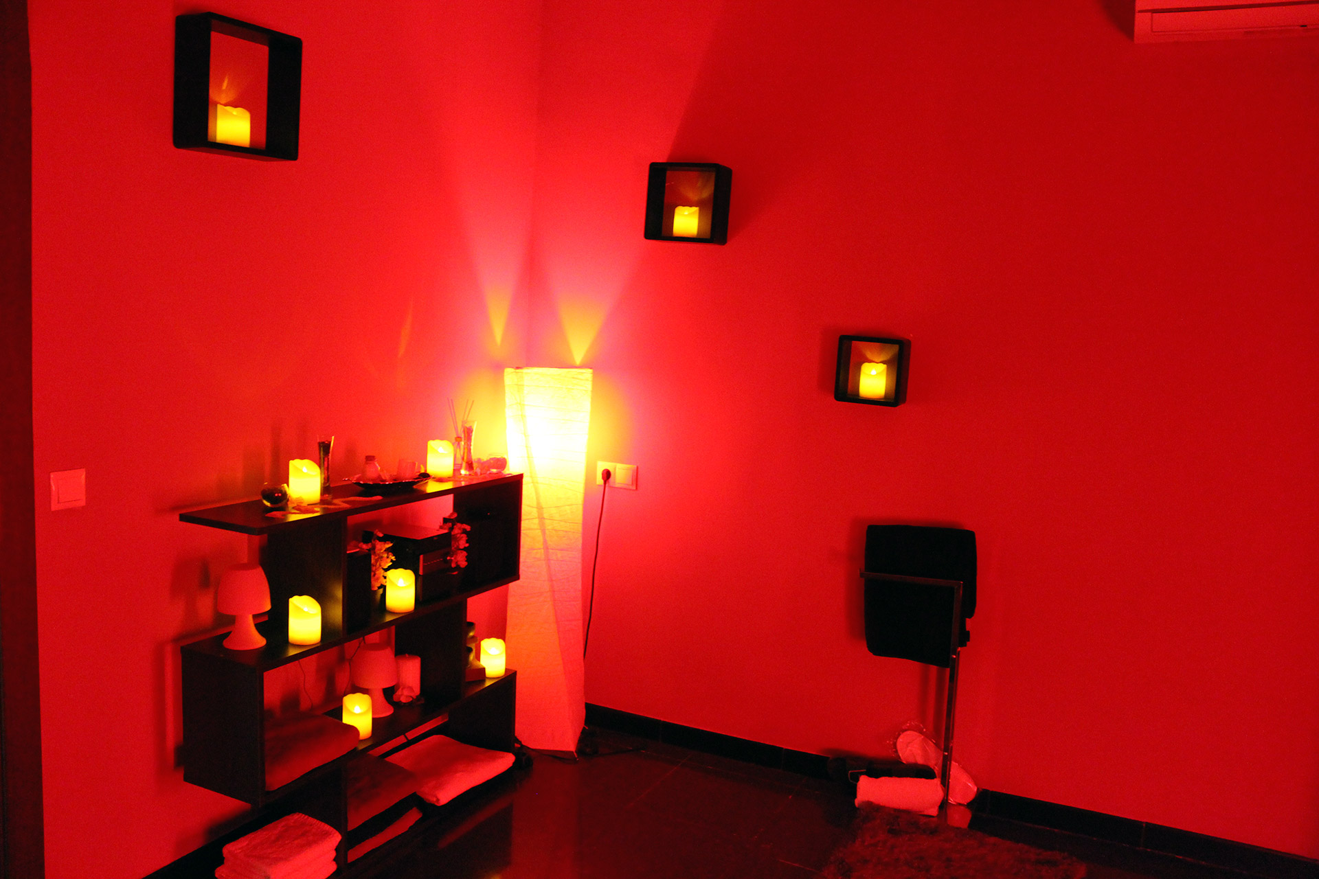 alto sala de masaje fantasía en Alicante